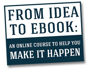 From Idea to eBook