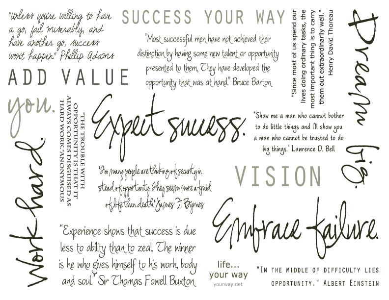 photo about Free Printable Motivational Quotes identified as Motivational Offers Printable Desktop Record \u003e Lifetime
