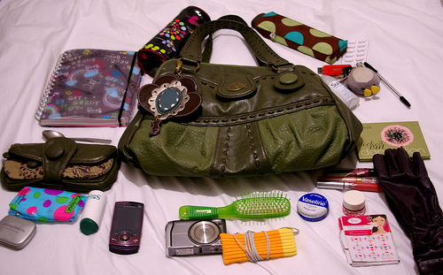 Organize Your Purse Products To Help You Stay Organized Source Redcherryhill