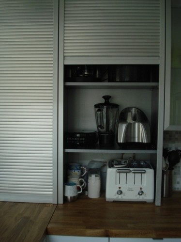 Maximizing Your Kitchen Space: A Picture Tour of My Kitchen | Life ...