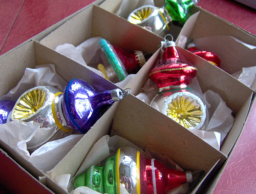 Packing and Storing Christmas Decorations and Ornaments