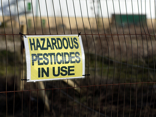 Pesticides in Use
