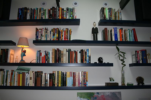 How To Decorate With Books decorating with books | life your way