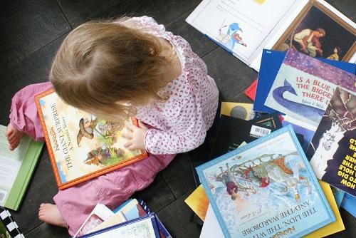 Organizing Children's Books