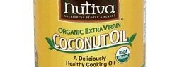 Nutiva Organic Extra Virgin Coconut Oil for $0.39/oz