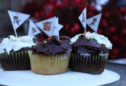 go diego go cupcakes