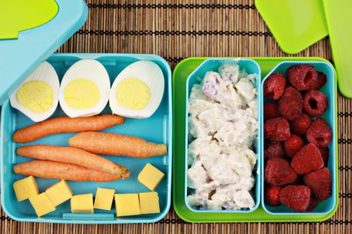 How to Pack a School Lunch Your Kids Will Eat