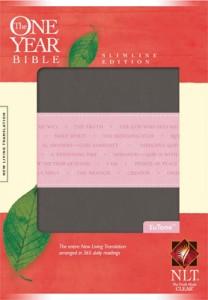 NLT Slimline Bible