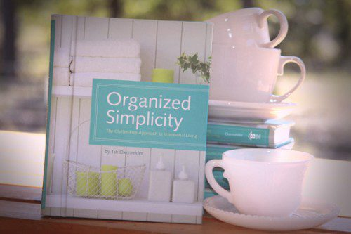 Organized Simplicity…a New Definition (+ Giveaway!)