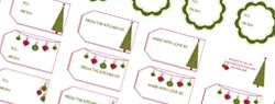 FREE Printable Gift Tags!
