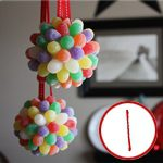 whimsical candy christmas decorations