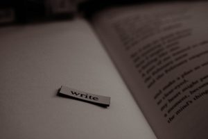 Read more about the article A Peek Inside the Book Writing Process