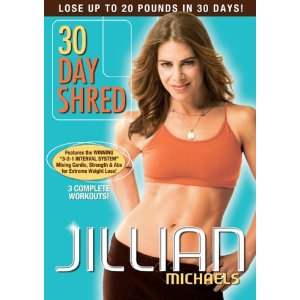 Jillian Michael's 30 Day Shred