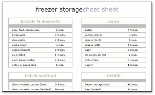 freezer-storage