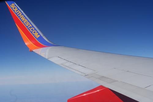 Flying Southwest