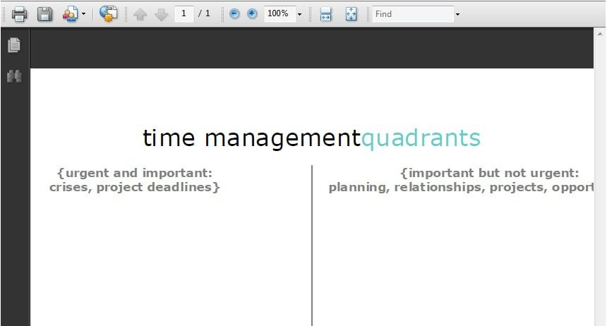 time-management-quadrants