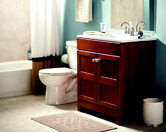 Halfway Through a Bathroom Remodel with The Home DepotLife Your Way