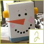 recycled cereal box crafts