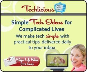 techlicious newsletter