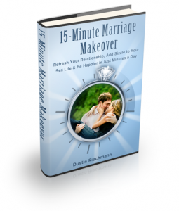 the 15-minute marriage makeover