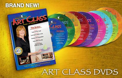 art class DVD