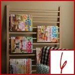unique magazine racks