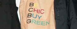 Read more about the article Going Green vs. Buying Green