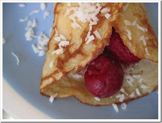 cherry-almond-coconut-crepes