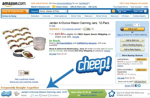 You are currently viewing Giveaway: $100 Visa Gift Card from Cheep!