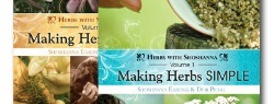 Read more about the article Giveaway: Making Herbs Simple DVD Set (5 Winners!)