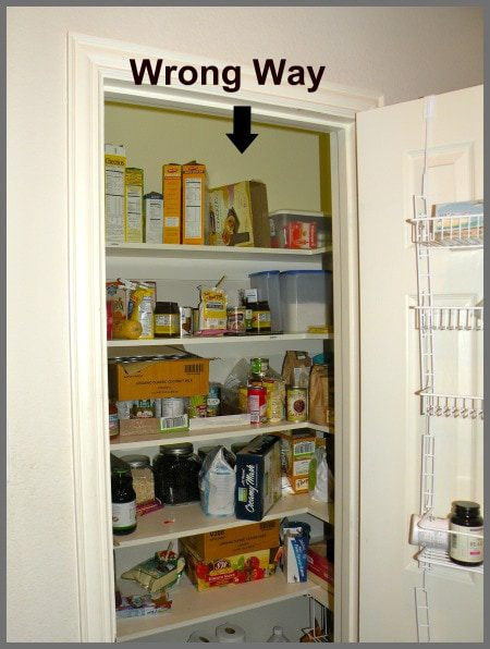 pantry-wrong