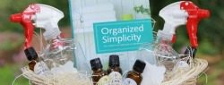 Giveaway: Make Your Own Cleaning Supplies Basket from LaundryTree