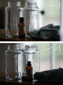 Quick Tip: Use Citrus Oil to Remove Sticky Residue