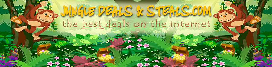 jungle deals and steals