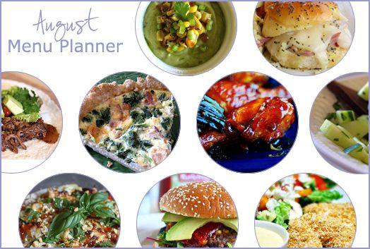 august-menu-planner
