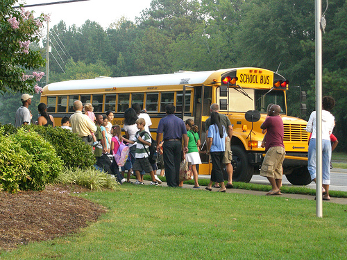back-to-school transitions