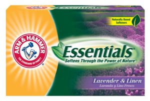 Read more about the article Take the Switch & Save Challenge: Arm & Hammer Essentials Fabric Softener Sheets