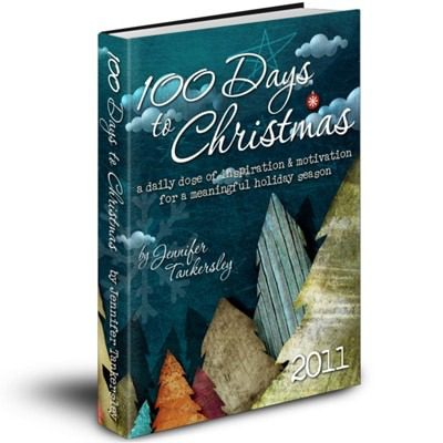 Celebrate a Meaningful Holiday with the 100 Days to Christmas eBook