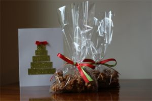 101 Days of Christmas: Spicy Candied Walnuts