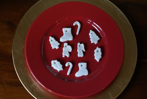 101 Days of Christmas: Salt Dough Ornaments