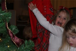 101 Days of Christmas: New Pajamas on Christmas Eve