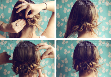 Pleasing Fun Amp Easy Hairstyles For Busy Moms Life Your Way Short Hairstyles Gunalazisus
