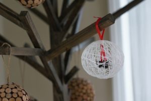 101 Days of Christmas: String Ornaments with Bells