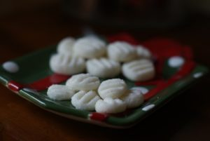 101 Days of Christmas: Creamy Sugar Mints