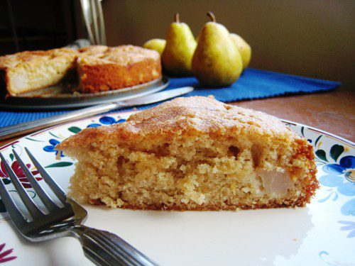 Spiced-Pear-Cake