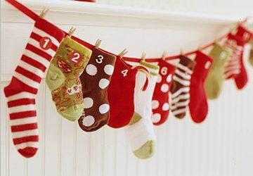 101 Days of Christmas: DIY Advent Calendars