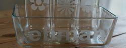 101 Days of Christmas: Etched Glass