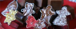 101 Days of Christmas: Cookie Cutter Fudge