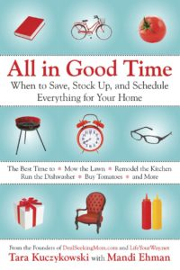 Pre-Order All in Good Time: When to Save, Stock Up, and Schedule Everything for Your Home