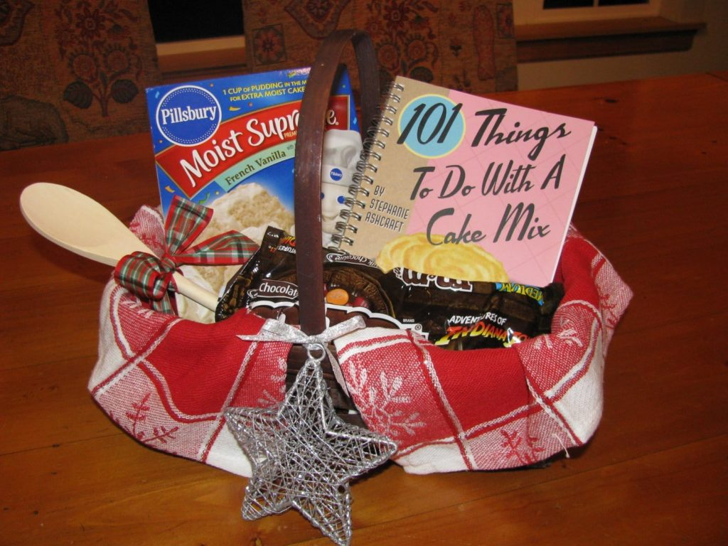 101 Days of Christmas: Themed Gift Baskets | Life Your Way
